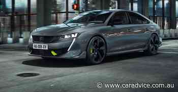 Peugeot 508 Sport Engineered likely for Australia