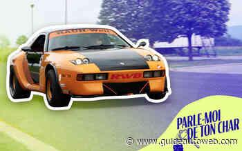 Parle-moi de ton char: Adrien et sa Porsche 928