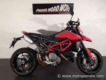 Ducati HYPERMOTARD 2020 à 10990€ sur AULNAY SOUS BOIS - Occasion - Motoplanete