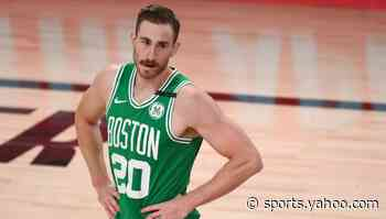 Why would Gordon Hayward consider opting out of Celtics contract?