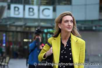 Victoria Derbyshire says she would break rule of six at Christmas