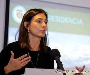 Corredor Puerto Salgar - Puerto Araujo en el Magdalena Medio lleva un avance de 90% en sus obras - La República