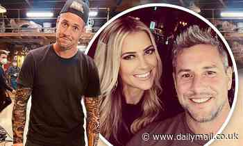 Ant Anstead shows off weight loss following marital split from Christina