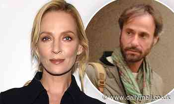 Uma Thurman 'finds love during lockdown with Hamptons-based architect Peter Sabbeth'
