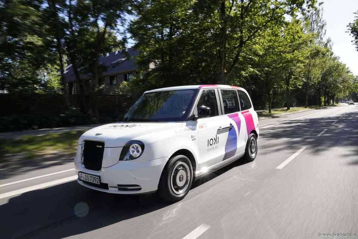 E-Shuttles rollen bald in Ahrensburg - Sammelfahrten, Elektromobilität (E-Mobilität) | News - taxi heute