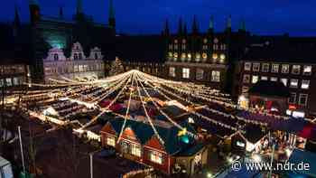 Corona: Weihnachtsmarkt in Lübeck abgesagt - NDR.de