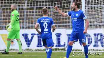 Stuttgarter Kickers: Drei Tunjic-Scorerpunkte in Reutlingen - Worms mit tollem Comeback im Spitzenspiel - kicker