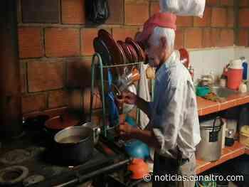 Seis familias de la vereda La Alhambra en Ragonvalia piden energía eléctrica - Canal TRO