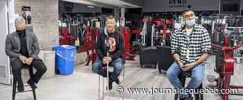 Les centres d'entraînement sortent les muscles