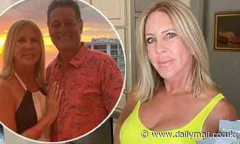 RHOC's Vicki Gunvalson says she and fiance Steve Lodge are doing 'fine' amid rumors of a breakup