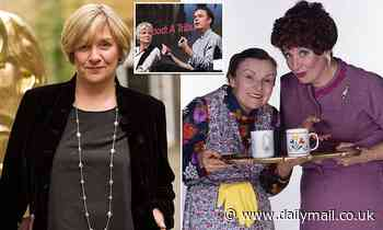 Victoria Wood spent her final days watching MasterChef and devising a sock drawer sketch