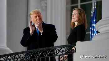 Amy Coney Barrett confirmed to U.S. Supreme Court