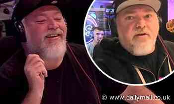 Kyle Sandilands once had an affair with SEVEN women at once