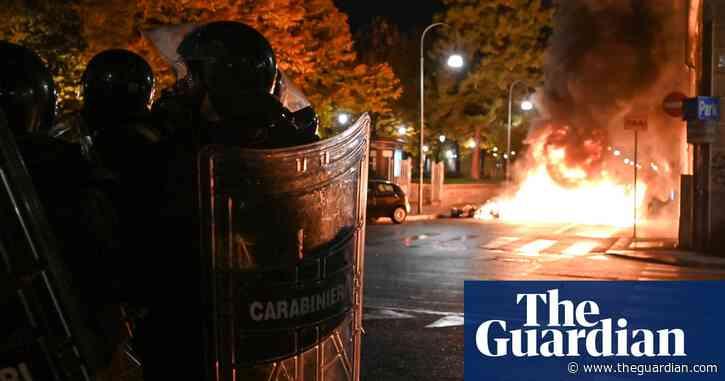 Global coronavirus report: Italian police use tear gas to disperse anti-lockdown rally