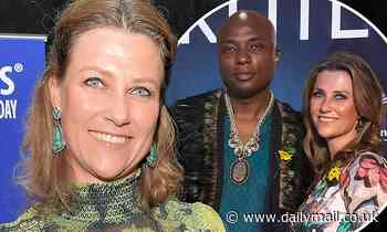 Princess Martha Louise of Norway is currently filming hew new reality series