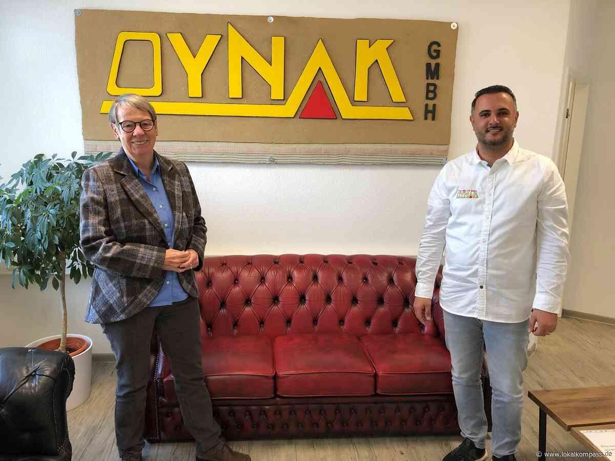 SPD-Bundestagsabgeordnete zu Gast bei der Oynak GmbH: Hendricks auf Unternehmenstour - Lokalkompass.de
