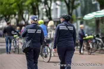 Wer soll die neuen Corona-Regeln kontrollieren? Stadt sucht Personal - Ruhr Nachrichten