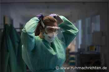 Zahl der Corona-Intensivpatienten in Dortmund auf Rekordhoch - Ruhr Nachrichten