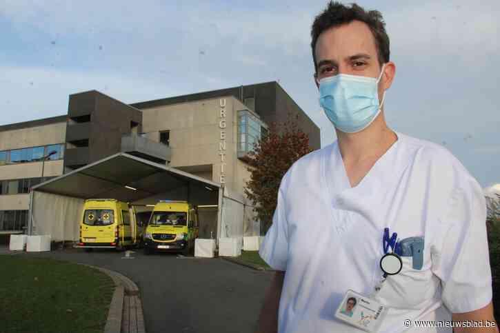 """Ziekenhuizen voorzien in extra capaciteit om stijgend aantal coronapatiënten op te vangen: """"God weet wat ons nog allemaal te wachten staat"""""""