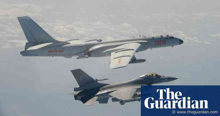 China sanctions major US defence companies after arms sales to Taiwan