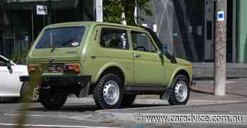 Project Cars: 1988 Lada Niva - Update