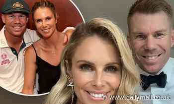Candice Warner shares a sweet tribute to her husband David as he celebrates his birthday