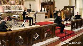 Ungeplante Überraschung bei Konzert in Apostelkirche Neuenkirchen - noz.de - Neue Osnabrücker Zeitung