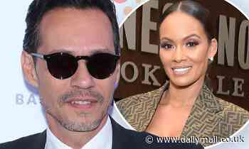 Marc Anthony has been dating Basketball Wives star Evelyn Lozado for the past few months