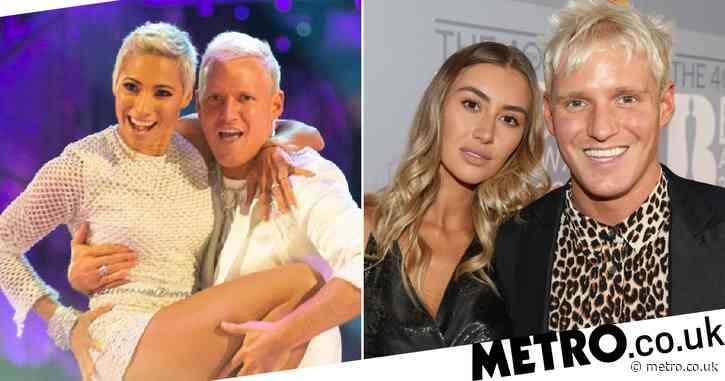 Strictly Come Dancing's Jamie Laing will propose to girlfriend Sophie Habboo if he wins series
