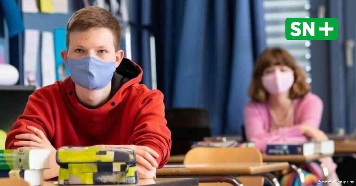 Am Gymnasium Ernestinum in Rinteln herrscht Maskenpflicht - Schaumburger Nachrichten