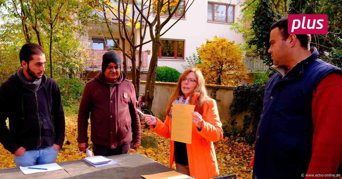 Was bleibt von der Hilfe für Geflüchtete in Darmstadt?