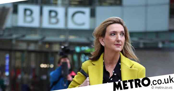 Victoria Derbyshire apologises for saying she'd break rule of six for Christmas