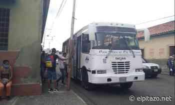 Pasaje urbano en Acarigua y Araure queda en Bs. 40.000 - El Pitazo