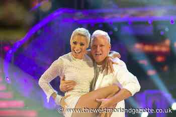 Strictly's Jamie Laing expresses admiration for professional dancers