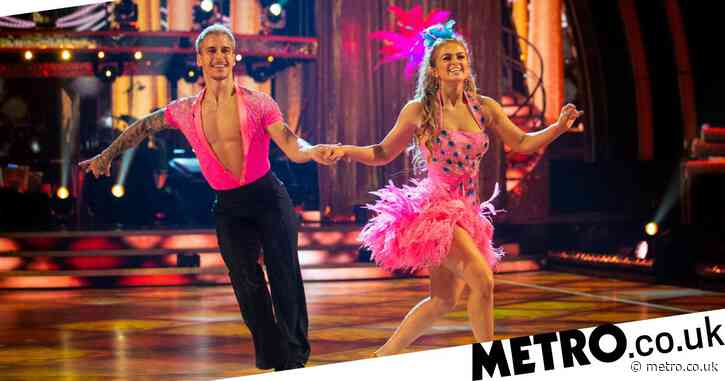 Strictly 2020: Maisie Smith teases she is 'just warming up' for this week's show