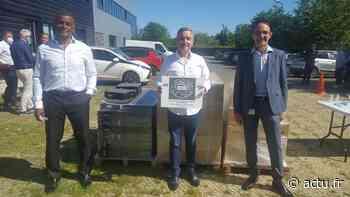 Seine-et-Marne. A Moissy-Cramayel, ATF offre 300 ordinateurs pour les enfants en difficulté - actu.fr