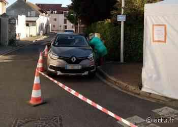 Coronavirus en Seine-et-Marne. Le drive-test de Moissy-Cramayel est ouvert à tous - actu.fr