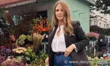Millie Mackintosh shares a glimpse at her busy morning in a series of chic looks