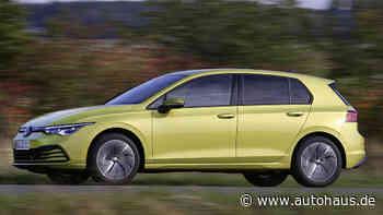 Erdgas-Antrieb für neuen VW Golf: Sauber mit Aufschlag - Autohaus