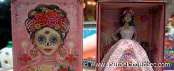 Au Mexique, la Barbie «squelette» s'impose sur le marché