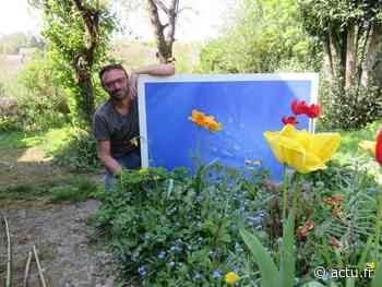 Yvelines. Gaillon-sur-Montcient : Christophe photographie les stars... et les fleurs - actu.fr