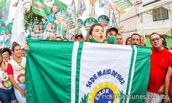 Candidatura de Katiana Gadelha (PDT) em Abreu e Lima recebe apoio do deputado Aluísio Lessa (PSB) - Ricardo Antunes