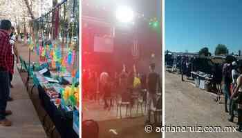 #Cuauhtemoc | Ciudadanía sigue sin respetar las medidas sanitarias en la ciudad - Adriana Ruiz