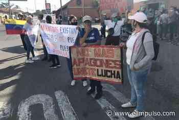 #FOTOS ¡Cansados! Educadores en Quíbor exigieron reivindicaciones laborales #22Oct - El Impulso
