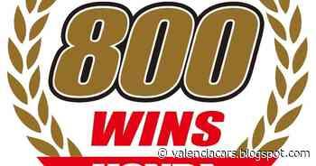 Honda consigue en GP de Teruel 202 su victoria numero 800 - valenciacars