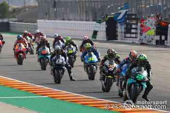 El vuelta a vuelta del Gran Premio de Teruel 2020 de MotoGP - Motorsport.com España