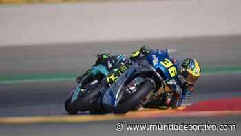 MotoGP Teruel: Horario y dónde ver por TV las carreras del Gran Premio de hoy - Mundo Deportivo