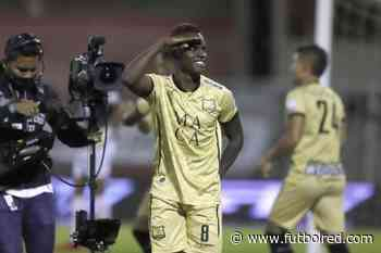 Obrian le da los tres puntos a Águilas Doradas: venció 1-0 al Pereira - FutbolRed