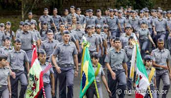Colégio Militar de Blumenau abre inscrições para seleção de 60 alunos - ND - Notícias