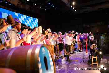 Oktoberfest Blumenau já tem data definida para 2021; confira - ND - Diversão